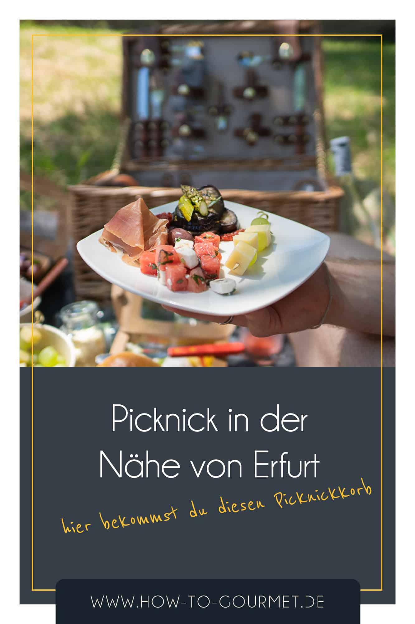 picknicken rund um Erfurt
