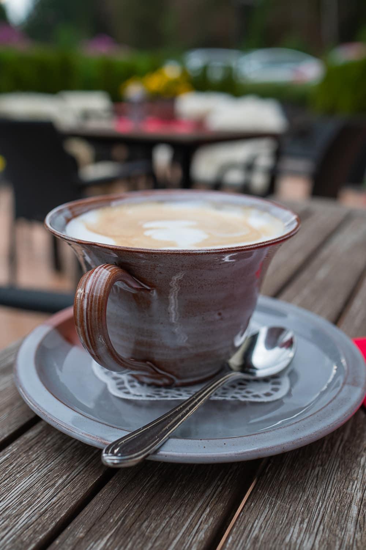 Café Schmiedefeld Rennsteig