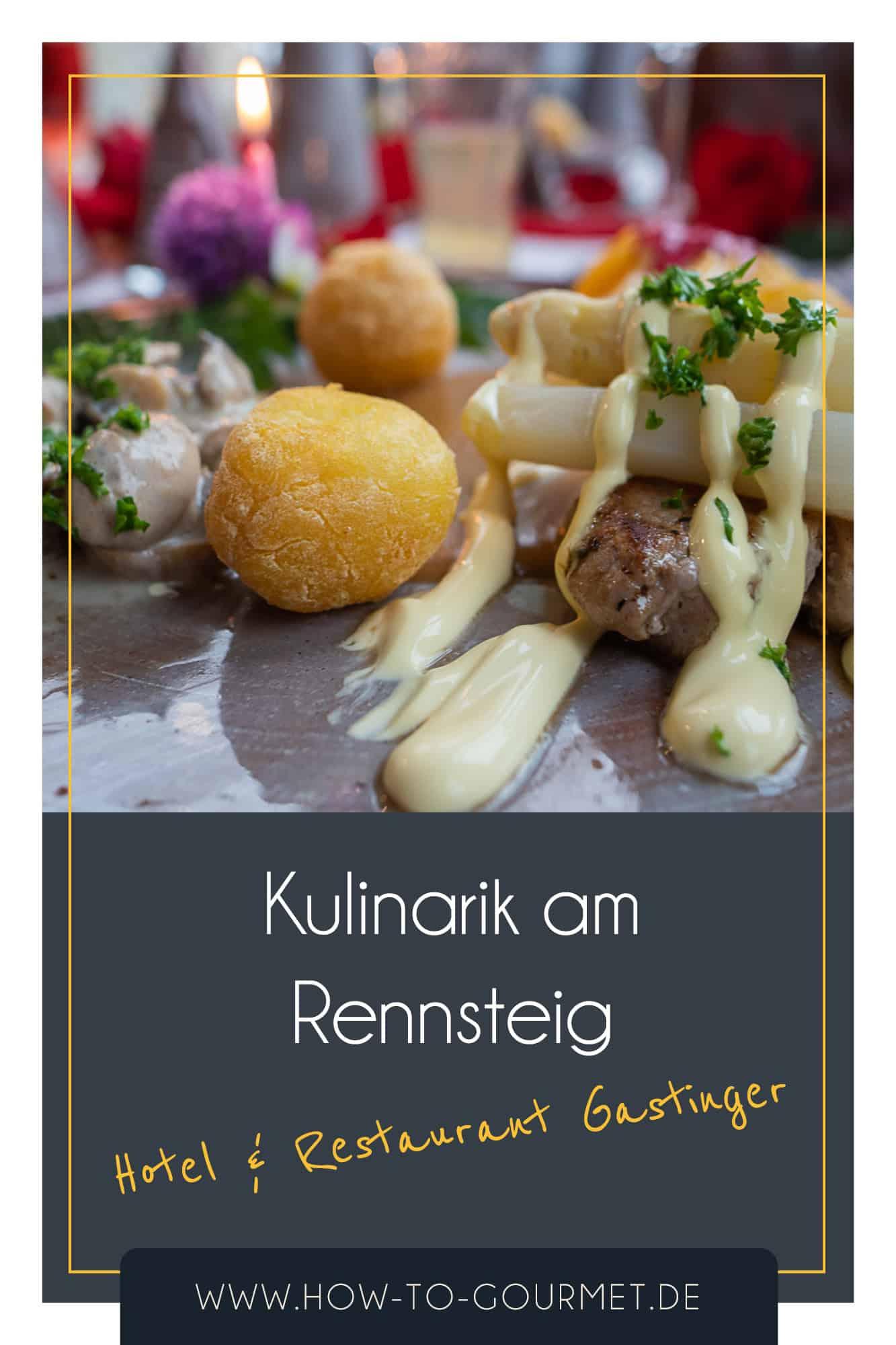 Kulinarik am Rennsteig