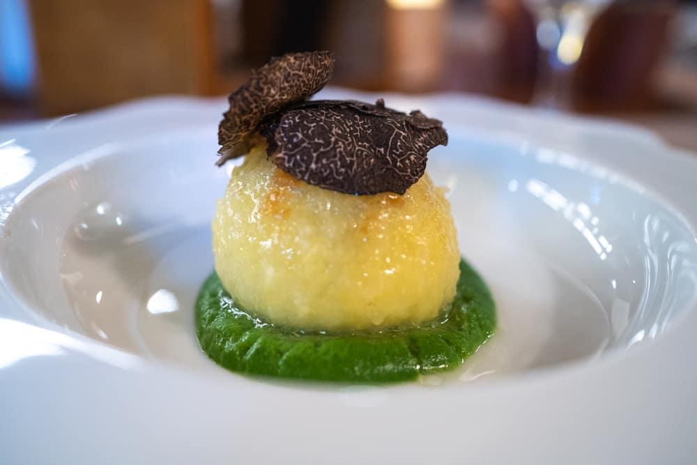 Kloß mit Soß Restaurant BjörnsOx