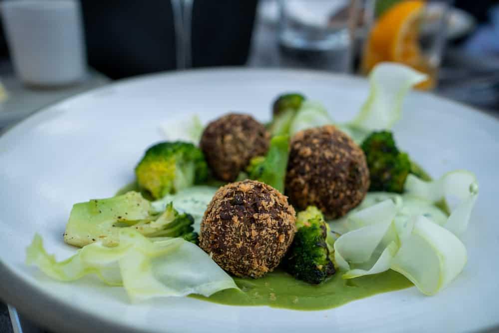 vegetarisches Restaurant im Allgäu