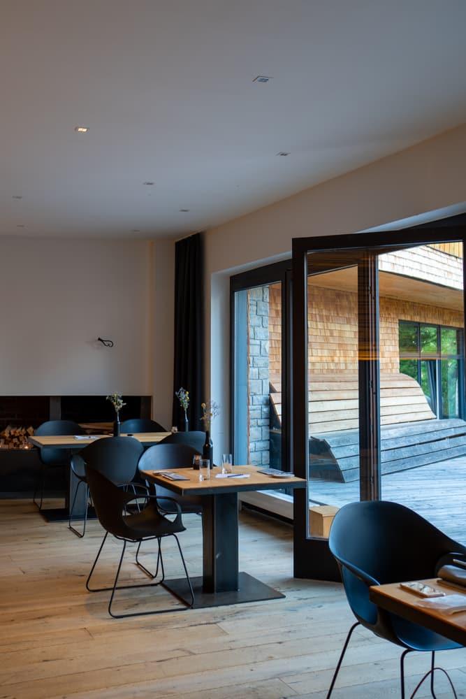 schickes Restaurant in der Nähe von Sonthofen
