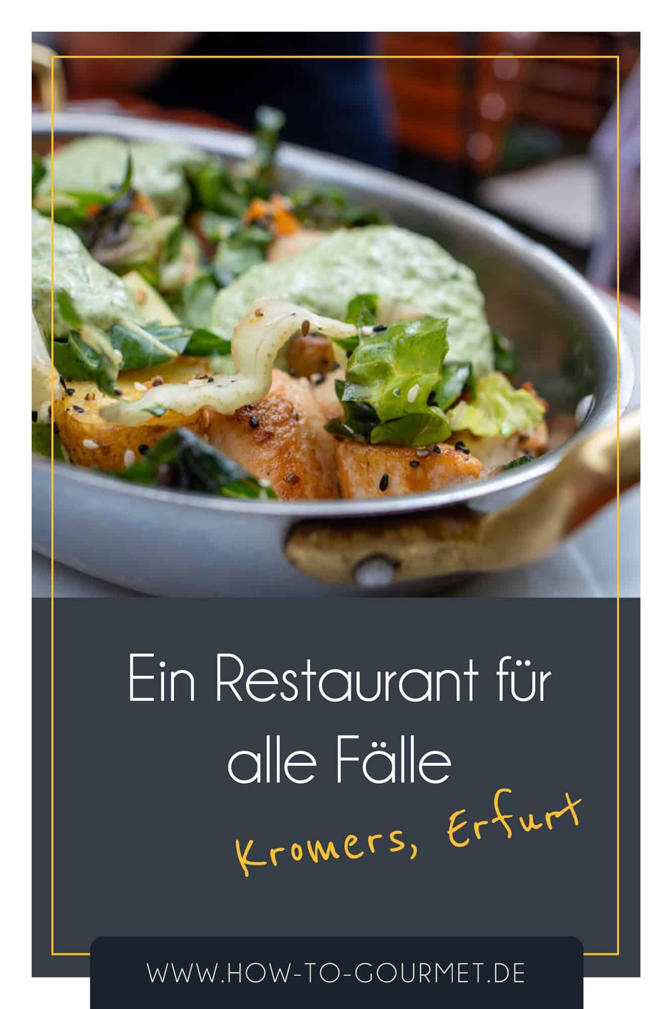 restaurant Kromers Erfurt