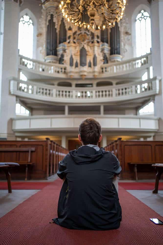 Hildebrandt-Orgel Naumburg