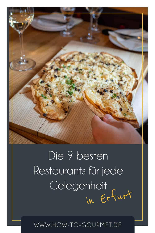die besten Restaurants in Erfurt