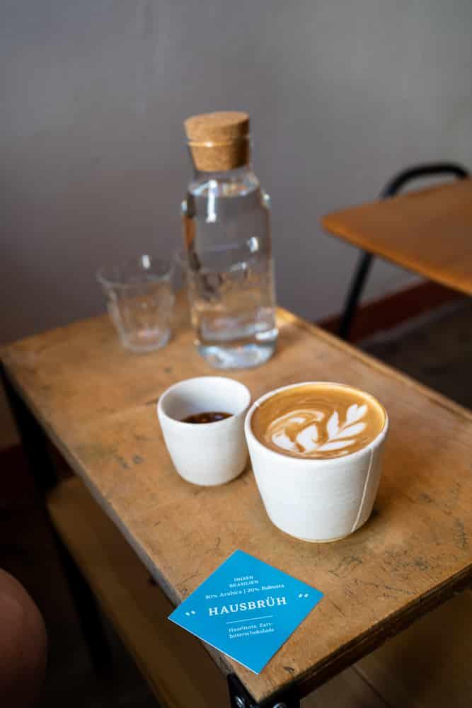 Richtig guter Kaffee aus der Weimarer Kaffeerösterei der Röstbrüder