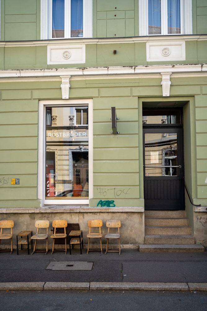 den besten Kaffee in Weimar trinken und kaufen