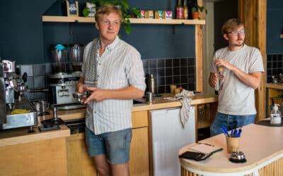 Interview mit den Röstbrüdern Collin und Vincent: Richtig guter Kaffee aus Weimar
