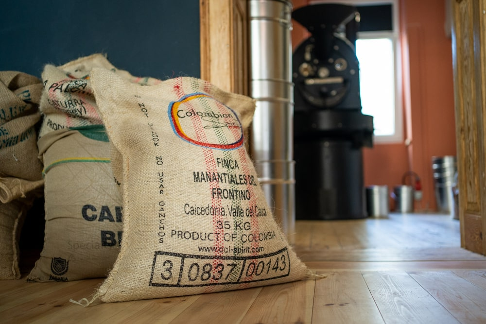 Speciality Coffee in Weimar