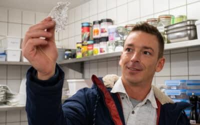 Interview mit Markus Prinz: Der neue Koch im einzigen Erfurter Sternerestaurant