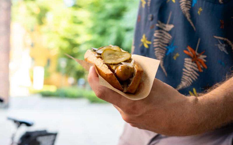DøP, Kopenhagen – Der vielfältige Bio Hotdog-Stand