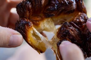 Kardamom Croissant Kopenhagen Hart Bageri